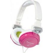 Casti Panasonic RP-DJS400 Pink
