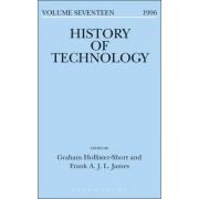History of Technology 1995 by Graham John Hollister- Short