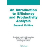 An Introduction to Efficiency and Productivity Analysis by Tim Coelli