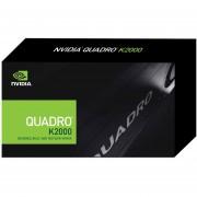 NVIDIA Quadro K2000 Video Card - 2GB GDDR5, PCI-Express 2.0 (x16), 1x Dual-Link DVI-I, 2x DisplayPort, DirectX 11, Single-Link, Fan, (VCQK2000-PB)