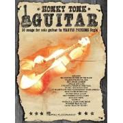 Honky Tonk Guitar by David Hamburger