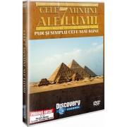 Discovery - Cele 7 minuni ale lumii pur si simplu cele mai bune (DVD)