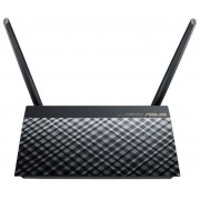 Router Wireless ASUS RT-AC52U, Gigabit, Dual Band, 300 + 433 Mbps, USB 2.0 (Negru)