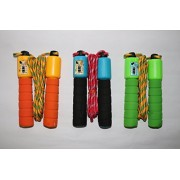 LAXMI COLLECTION (PACK OF 3) SKIPPING ROPE FOR KIDS WITH COUNTER MACHINE,RETURN GIFT FOR KIDS BIRTHDAY PARTY (FOR MORE GIFTS SEARCH FOR LAXMI COLLECTION)