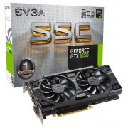 EVGA GeForce GTX 1050 SSC GAMING ACX 2GB (02G-P4-6154-KR)