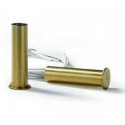 Contatto magnetico cilindrico ottone