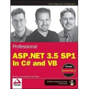 Professional ASP.NET 3.5 SP1 Edition by Bill Evjen