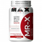 Whey Protein Mr-X Time Release - 1 Kg - Max Titanium