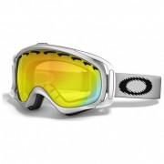 Oakley - Crowbar Fire Iridium - Skibrille grau/gelb