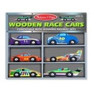 Melissa & Doug Wooden Race Cars by Melissa & Doug