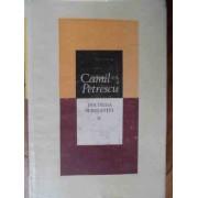 Doctrina Substantei - Camil Petrescu