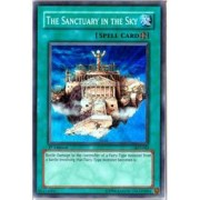 The Sanctuary in the Sky - Ancient Sanctuary - Super Rare [Toy]