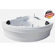 Whirlpool Badewanne Karibik Basic günstig mit 13 Massage Düsen + Beleuchtung ...