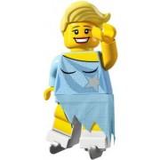 Lego Minifigurer serie 4 Isprinsessa