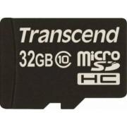 Card de Memorie Transcend microSDHC 32GB Class 10