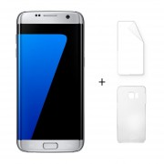 Samsung Galaxy S7 Edge G9350 4G LTE 5,5 Pulgadas Quad Core 4 GB RAM 32 GB De La ROM Smartphone Android Plata