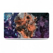 Ultra Pro 84790 - Force of Will A2 Shadow Seven Kings Play Mat, Gioco di carte
