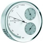 Barigo 351 - Modern Home Barometer Low Altitude (White Dial)