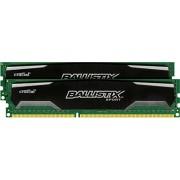 Crucial Ballistix Sport 16GB Kit (8GBx2) DDR3 1600 MT/s (PC3-12800) CL9 @1.5V UDIMM 240-Pin Memory BLS2CP8G3D1609DS1S00