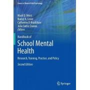Handbook of School Mental Health by Mark D. Weist