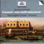 A. Vivaldi - Concerti' Con Molti Ist (0028944730128) (1 CD)