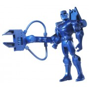 Batman - The Brave and the Bold - Cartoon Collection - Mechanical Claw Metal Man- Deluxe Action Figur
