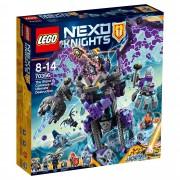 Lego Nexo Knights Stone Colossus Of Destruction