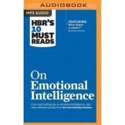 HBR's 10 Must Reads on Emotional Intelligence by Harvard Business Review