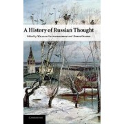 A History of Russian Thought by William Leatherbarrow