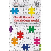 Small States in the Modern World by Michael Keating