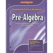 Pre-Algebra Homework Practice Workbook by McGraw-Hill Education