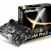 Placa de baza ASRock B85M-PRO3 Socket 1150