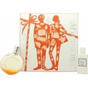 Hermès Eau des Merveilles Presentbox 50ml EDT + 40ml Body Lotion