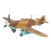64144 Model Set Hawker Hurricane Mk.Ii