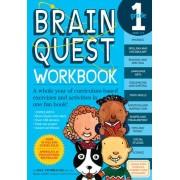 Brain Quest Grade 1 Workbook by Lisa Trumbauer