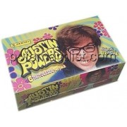 Austin Powers Photocards - Box 36 Packs - Panini Photo Card Display Pack