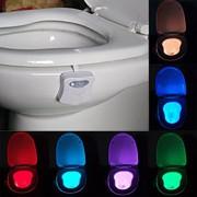 youoklight movimento ativado nightlight WC levou sanita luz do banheiro banheiro