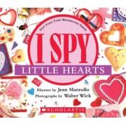 I Spy Little Hearts by Jean Marzollo