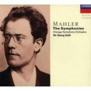 G Mahler - Symphony No.1-9 (0028943080422) (10 CD)