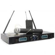 Power Dynamics PD732C 2 x 16 Channel UHF Wireless Microphone System