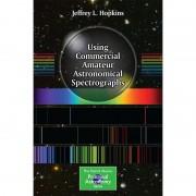 Springer Verlag Carte Using Commercial Amateur Astronomical Spectrographs