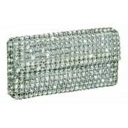 "Glamour World Bag ""cosmetic"" silver GB260-00"
