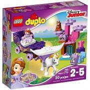 Lego - 10822 - Duplo Princesse Sofia - Jeu de Construction - Le Carrosse Magique