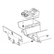 CMK 1:72 Tiger I Port Board Fuel Tank and Cooler for Revell Resin Kit #2044