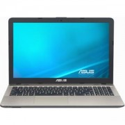 Лаптоп ASUS X541UJ-DM350, Intel Core i3-6006U, 8GB, 1TB, 15.6 инча, Черен