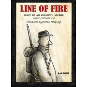 Line of Fire by Sarah Barroux