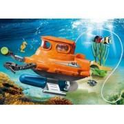 Playmobil Sports Action 9234 Cloche De Plongée Avec Moteur Submersible