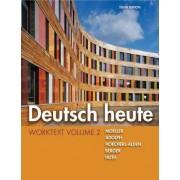 Deutsch Heute Worktext, Volume 2 by Jack Moeller
