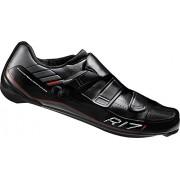 Shimano - Sh-R171, Zapatos de Ciclismo de Carretera Hombre, Negro (Black)