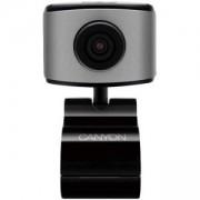 Уеб камера CANYON CNE-CWC2, 720P HD, USB2.0., 360°, 2.0 Mp, Сребриста, CNE-CWC2